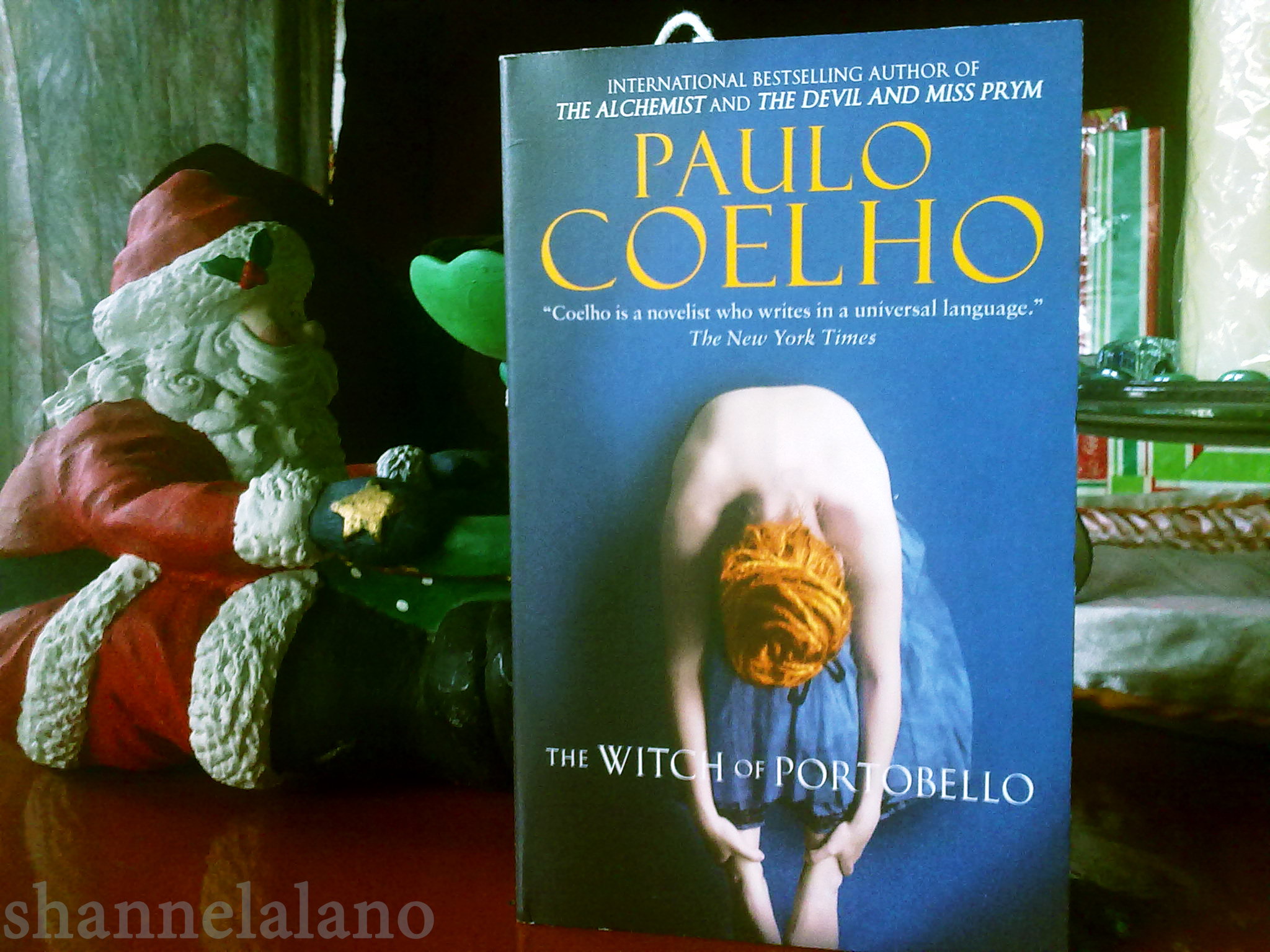 witch of portobello Paulo coelho's bestselling book, the alchemist, features a shepherd boy learning about alchemy and concepts of occult mental powers this book, the witch of portobello, is centered on the mother the mother is the goddess, also viewed as gaia, the goddess in the form of nature.